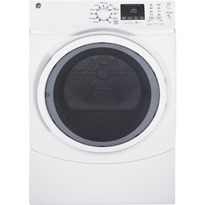 GE Appliances GE Electric Dryers GE® 7.5 cu. ft. Front Load Electric Dryer