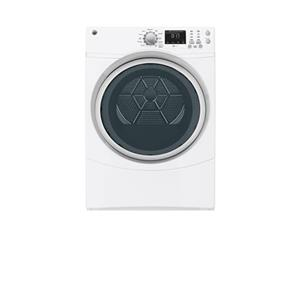 GE Appliances GE Electric Dryers 7.5 cu. ft. Frontload Dryer