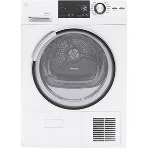"4.0 Cu.Ft.  24"" Ventless Electric Dryer"