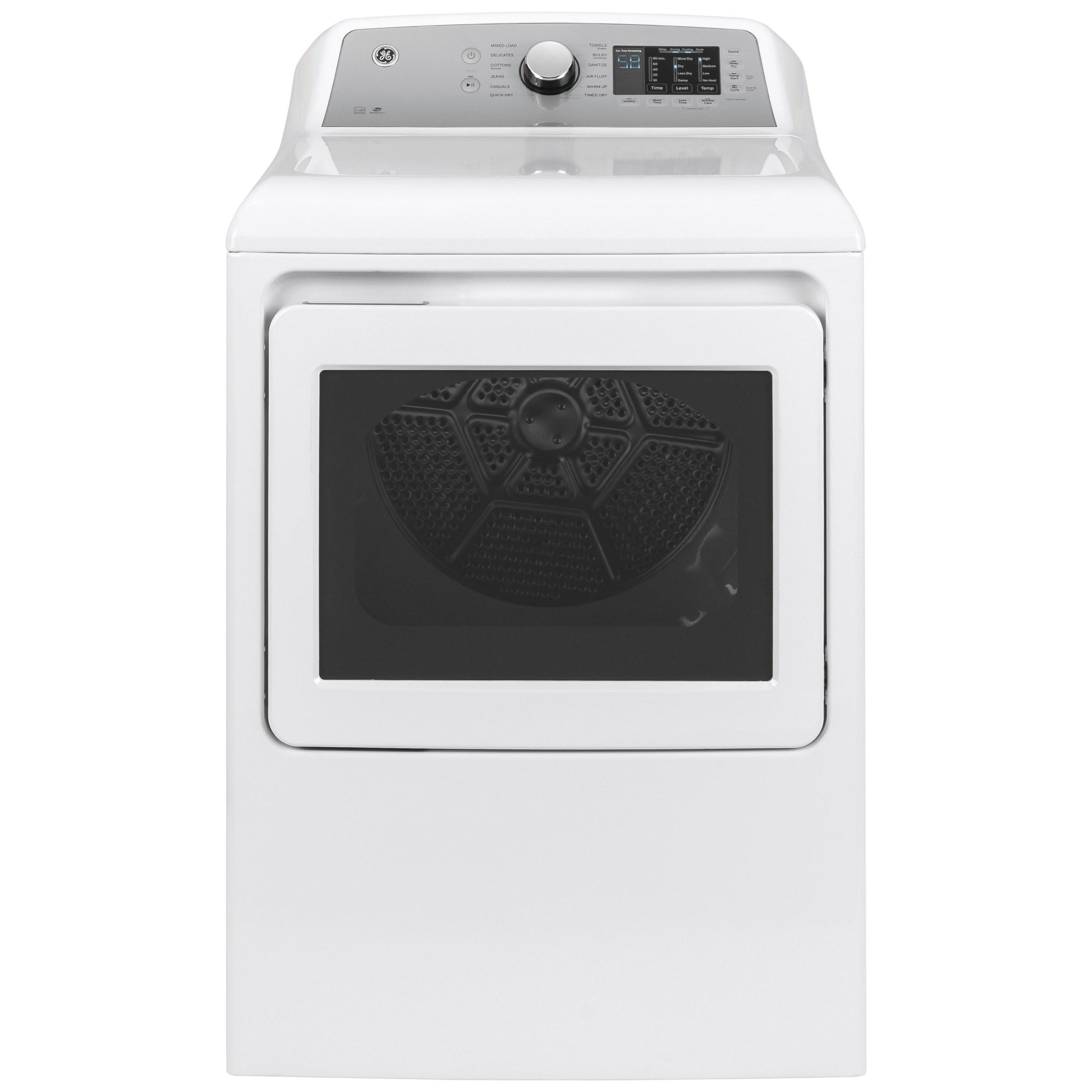 7.4 cu. ft. Capacity Electric Dryer