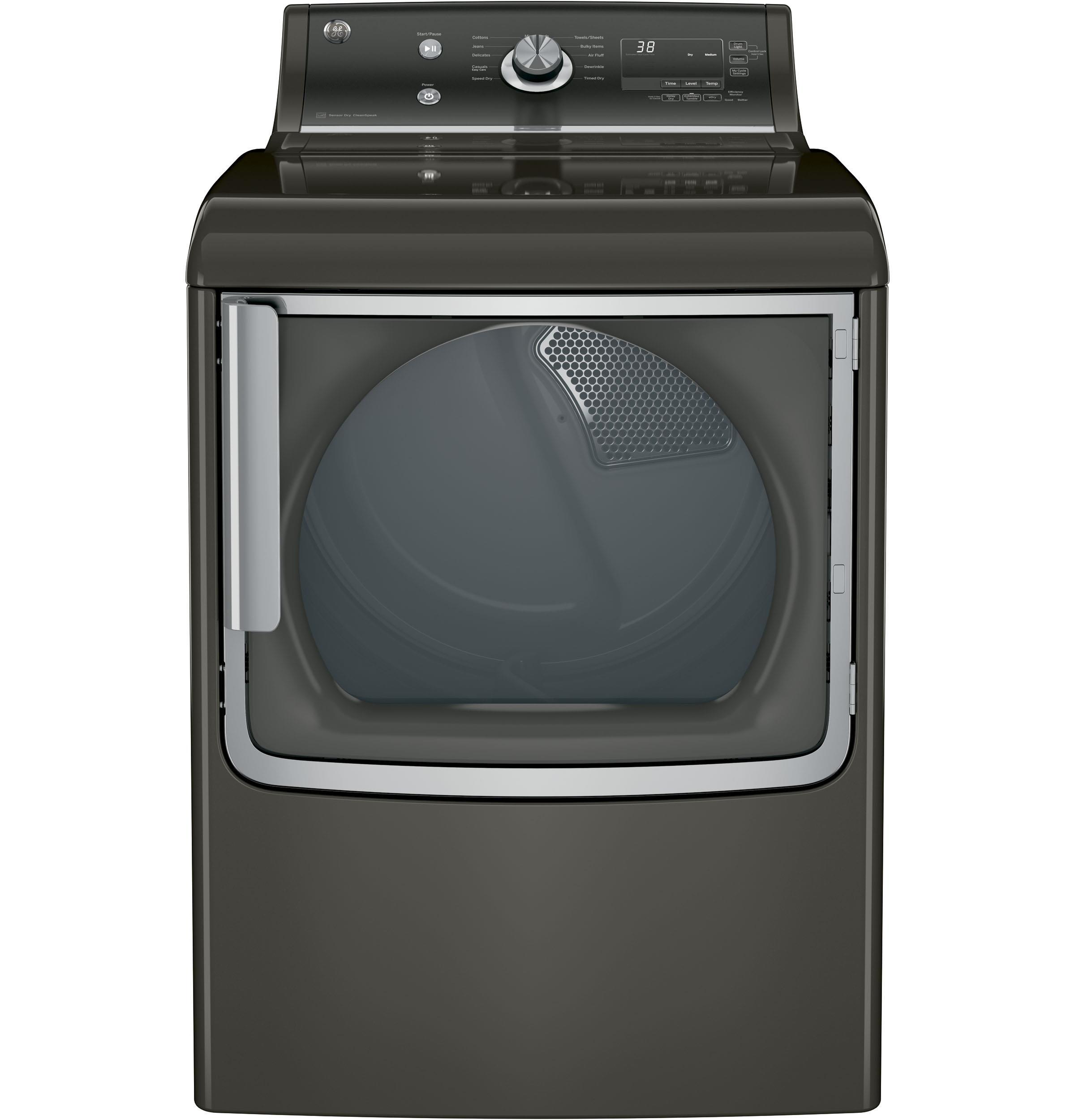 Appliances Dryers Ge Appliances 78 Cu Ft Capacity Electric Dryer Vandrie Home