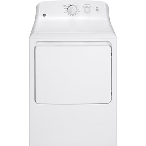 GE Appliances GE Electric Dryers 6.2 Cu. Ft. Capacity Aluminized Alloy Dryer