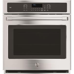 "GE Appliances GE Cafe Electric Wall Ovens Cafe™  27"" Built-In Single Convection Oven"