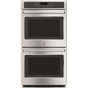 "GE Appliances GE Cafe Electric Wall Ovens Cafe™ 27"" Built-In Double Convection Oven"