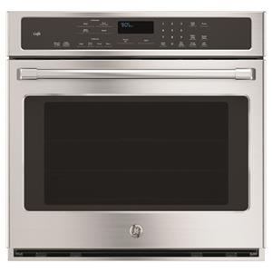 "GE Appliances GE Cafe Electric Wall Ovens Cafe™ 30"" Built-In Single Convection Oven"