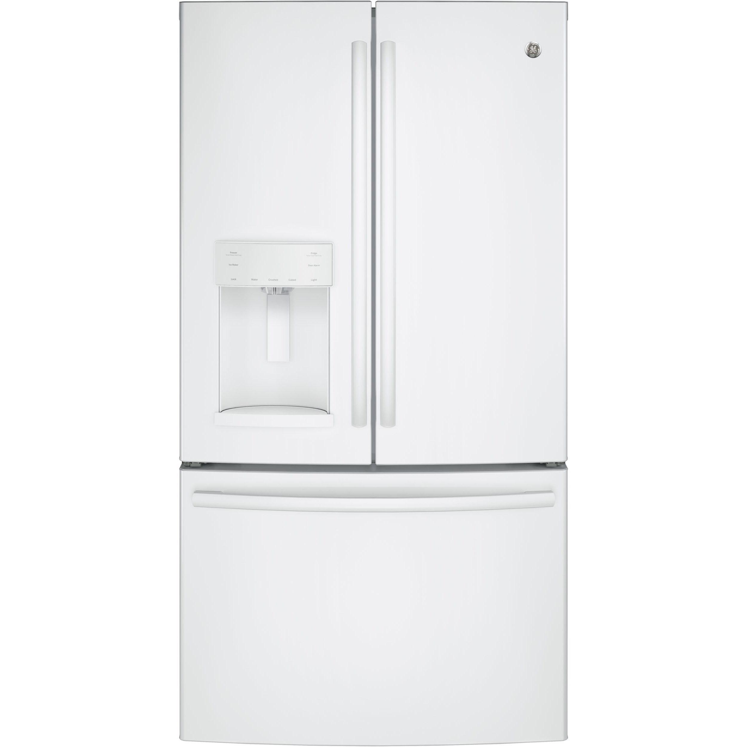 Ge Appliances Ge Series Energy Star 258 Cu Ft French Door