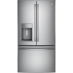 GE Appliances GE French Door Refrigerators ENERGY STAR® 25.8 Cu. Ft. Refrigerator