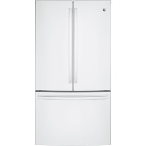 GE Appliances GE French Door Refrigerators GE® Series ENERGY STAR® 28.5 Cu. Ft. French-