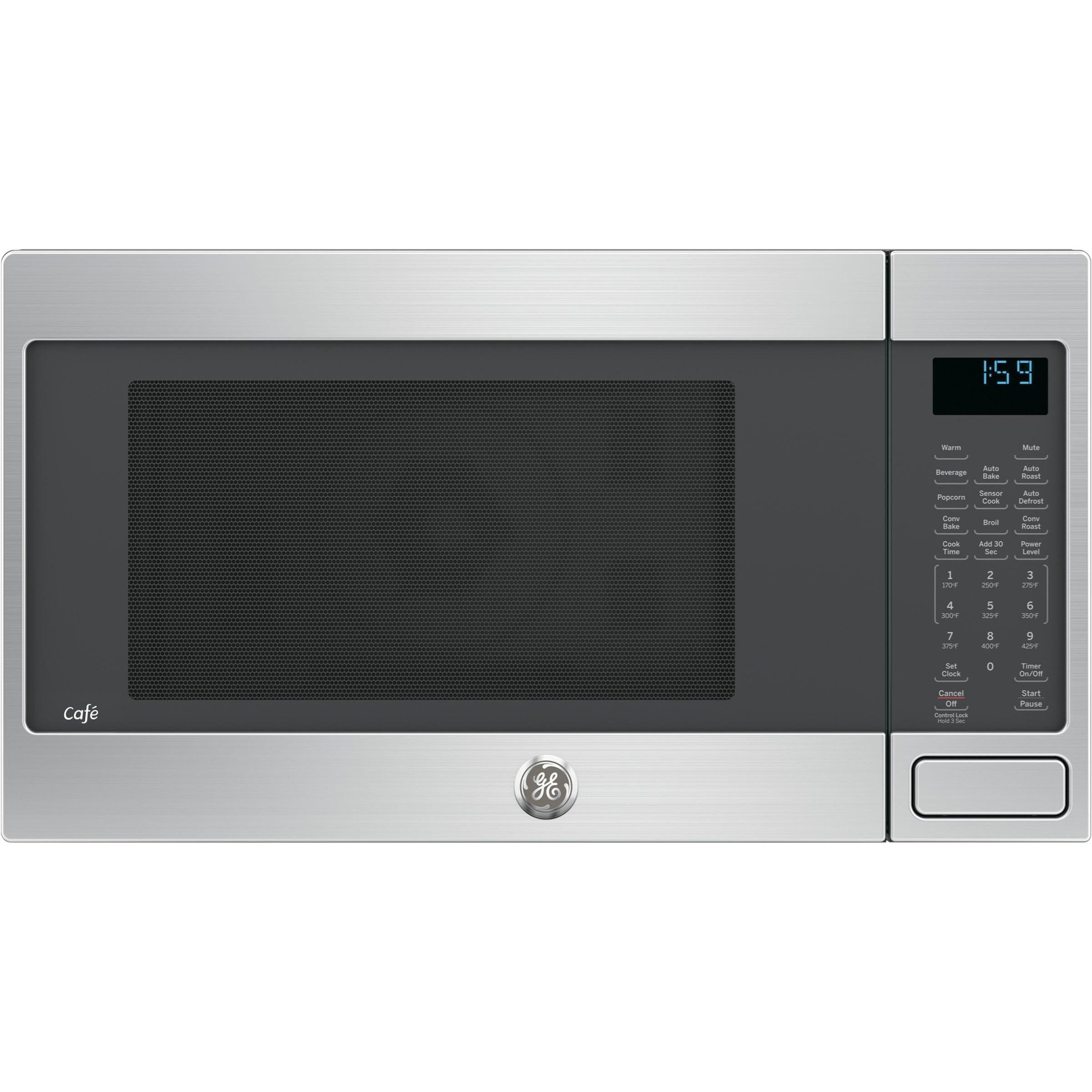 Cafe´™1.5 Cu. Ft. Countertop Microwave