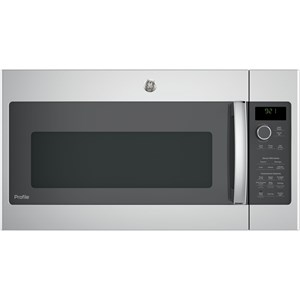 GE Appliances GE Microwaves Profile™ 2.1 Cu.Ft. Over-the-Range Microwave