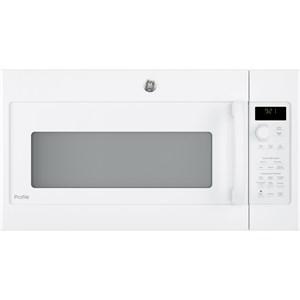 GE Appliances GE Microwaves Profile™ 2.1 Cu.Ft. Over-the-Range Microwave