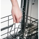 GE Appliances GE Profile Dishwashers GE Profile™ Series Stainless Steel Interior Dishwasher with Advanced Wash System and Bottle Jets