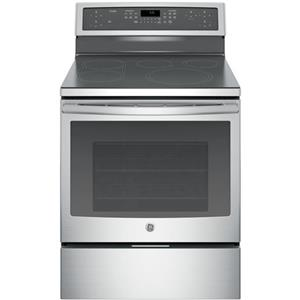 """Profile™ 30"""" Convection and Induction Range"""