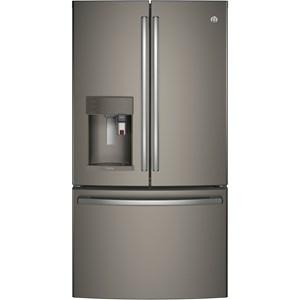 GE Appliances GE Profile French Door Refrigerators  GE Profile™ ENERGY STAR® 27.8 Cu.Ft. Fridge