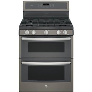 """GE Appliances GE Profile Gas Ranges Profile™ 30"""" Gas Double Convection Range"""