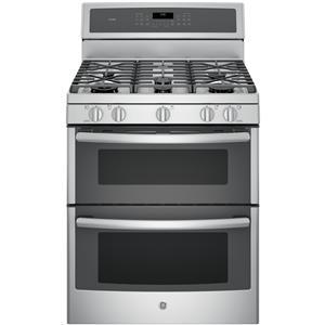 "GE Appliances GE Profile Gas Ranges Profile™ Series 30"" Gas Double Range"