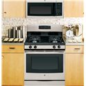 GE Appliances Microwaves 1.6 Cu. Ft. Over-the-Range Microwave Oven with Recirculating Venting