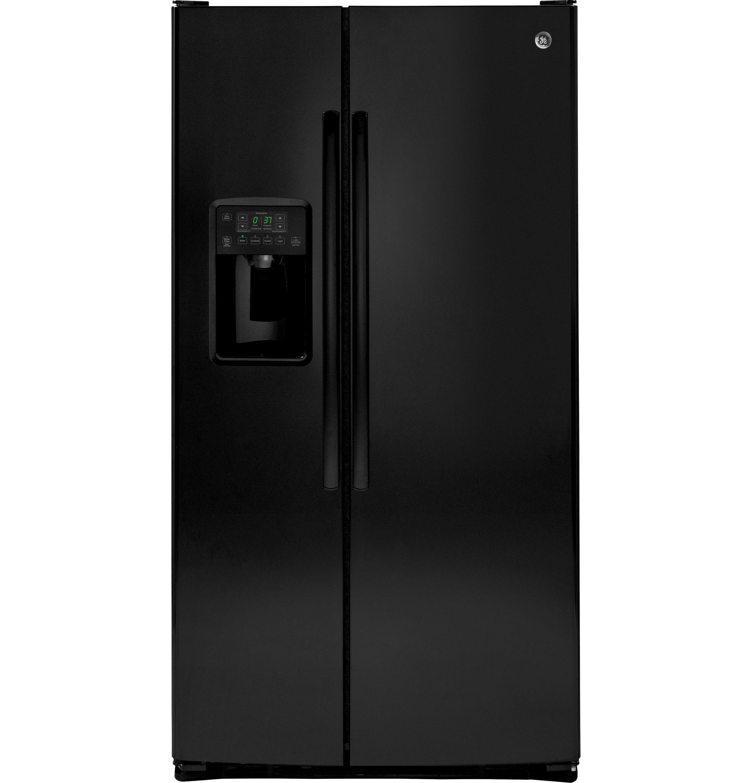 25.4 Cu. Ft. Side-By-Side Refrigerator
