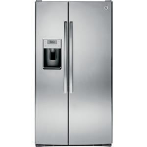 GE Appliances Side by Side Refrigerators - 2014 GE Profile™ 28.4 Cu. Ft. Side by Side Fridge