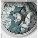 GE Appliances Top Load Washers - GE ENERGY STAR® 4.4 DOE cu. ft. Stainless Steel Washer