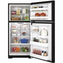 GE Appliances Top-Freezer Refrigerators ENERGY STAR® 18.2 Cu. Ft. Top-Freezer Refrigerator with Built-In Ice Maker
