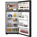 GE Appliances Top-Freezer Refrigerators 17.5 Cu. Ft. Top-Freezer Refrigerator with Spillproof Glass Shelves