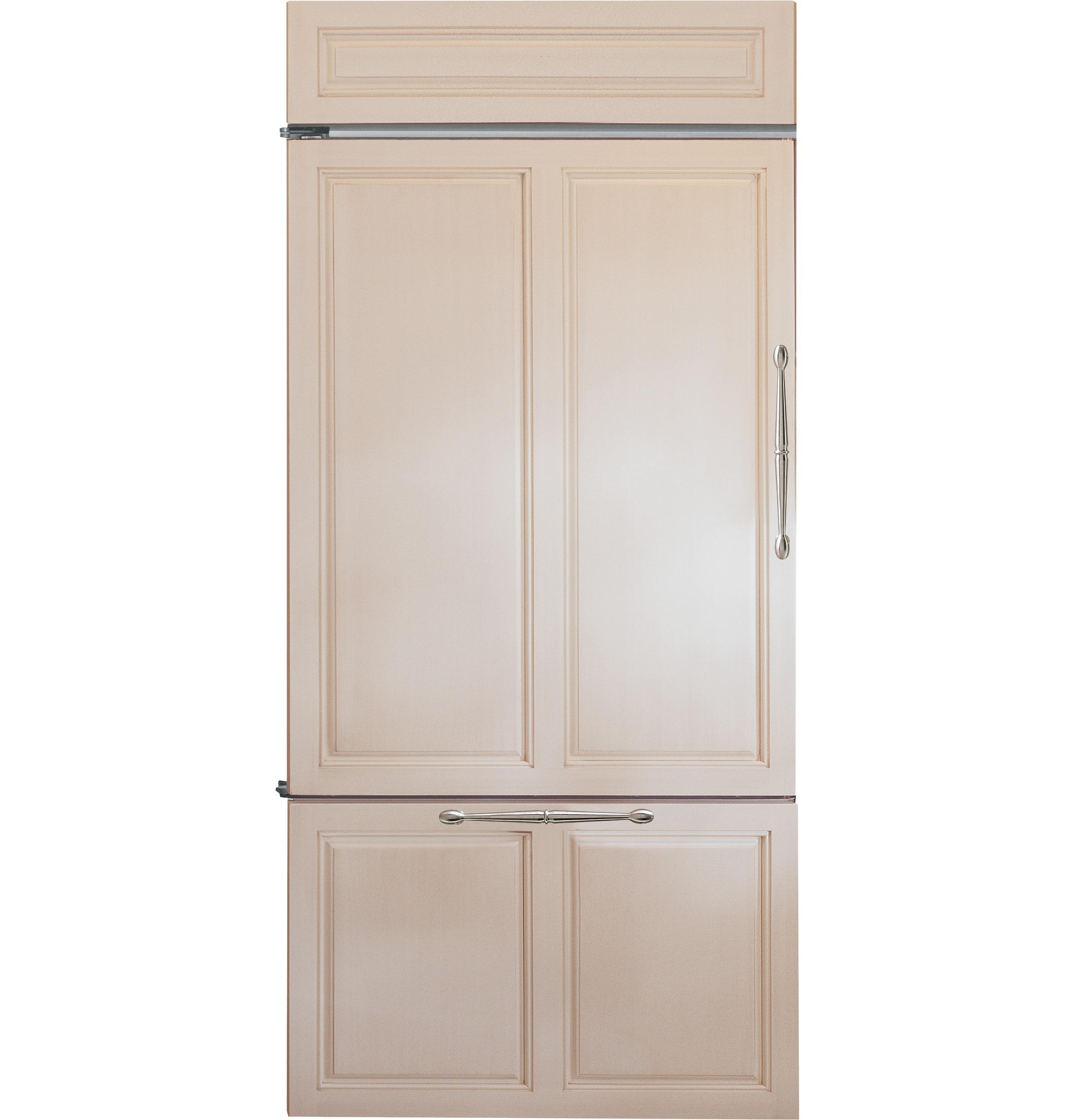 "21.33 cu. ft 36"" Bottom-Freezer Refrigerator"