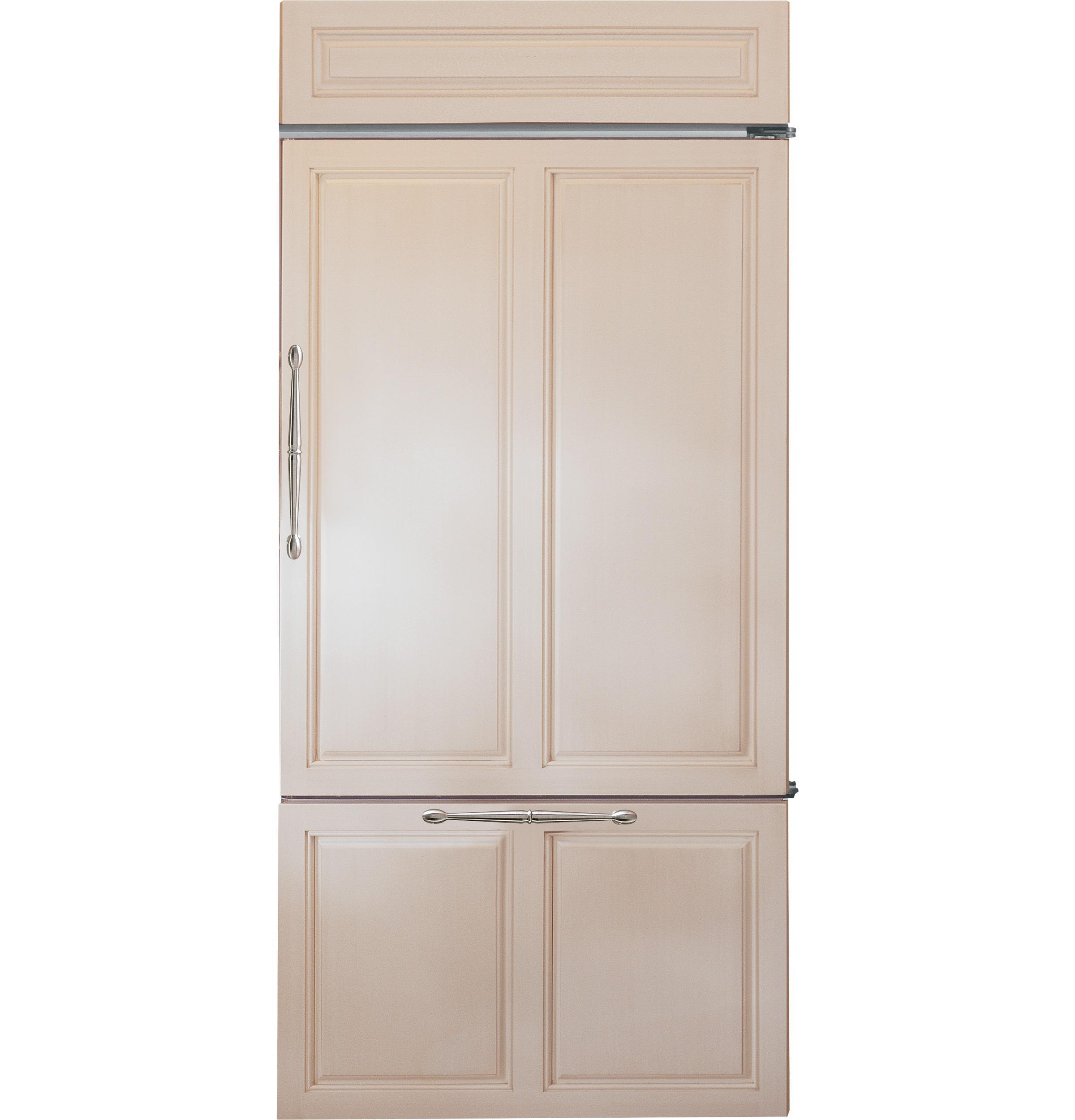 "21.33 cu. ft 36"" Bottom-Freezer Refrigerator"