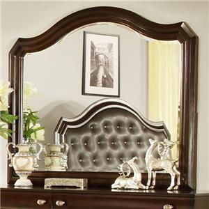 Coaster Geoffrey Mirror