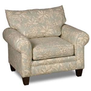 Genesis 1900 Genesis Upholstered Club Chair