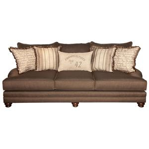 Genesis 1950 Genesis Stationary Traditional Sofa