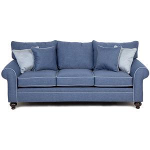 Genesis 3600 Stationary Coastal Style Sleeper Sofa