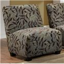 Genesis 3950 Armless Upholstered Chair