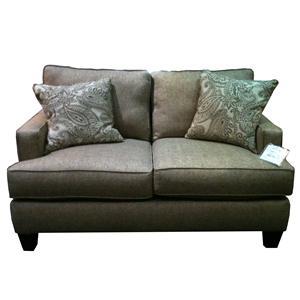 Genesis 8700 Contemporary Love Seat