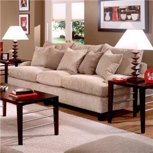Lovely Genesis 9100 Sofa