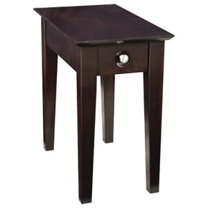 Amish Workbench Sugar Creek Chairside Table