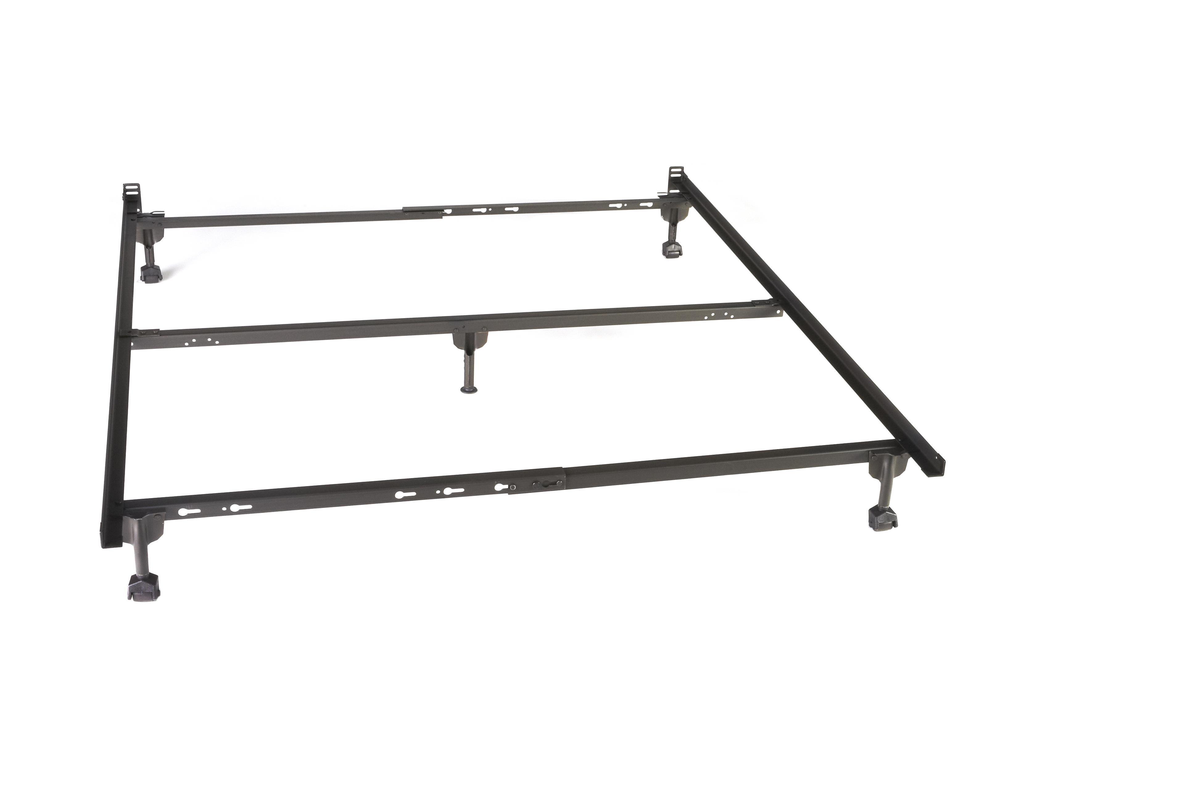 Glideaway Classic Rug Roller 5 Leg Queen Rug Roller Bed Frame - Item Number: 35R