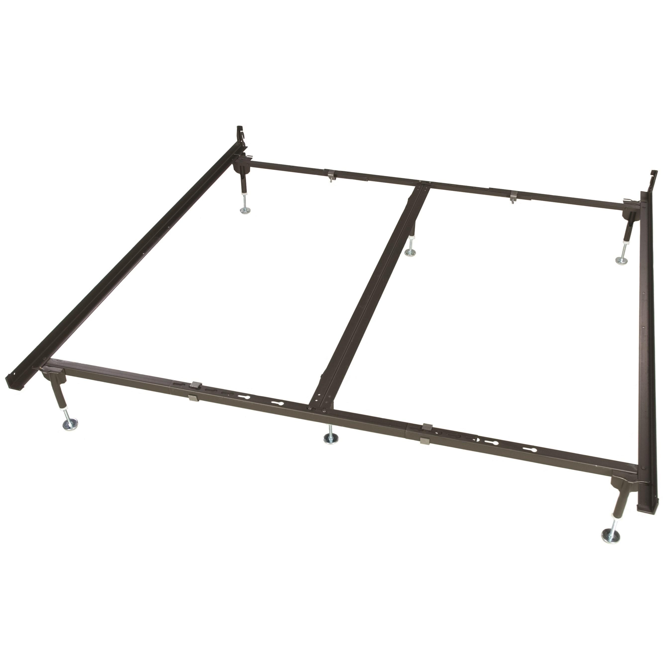 Qn/King/CK Bed Frame for Hook-In Headboard