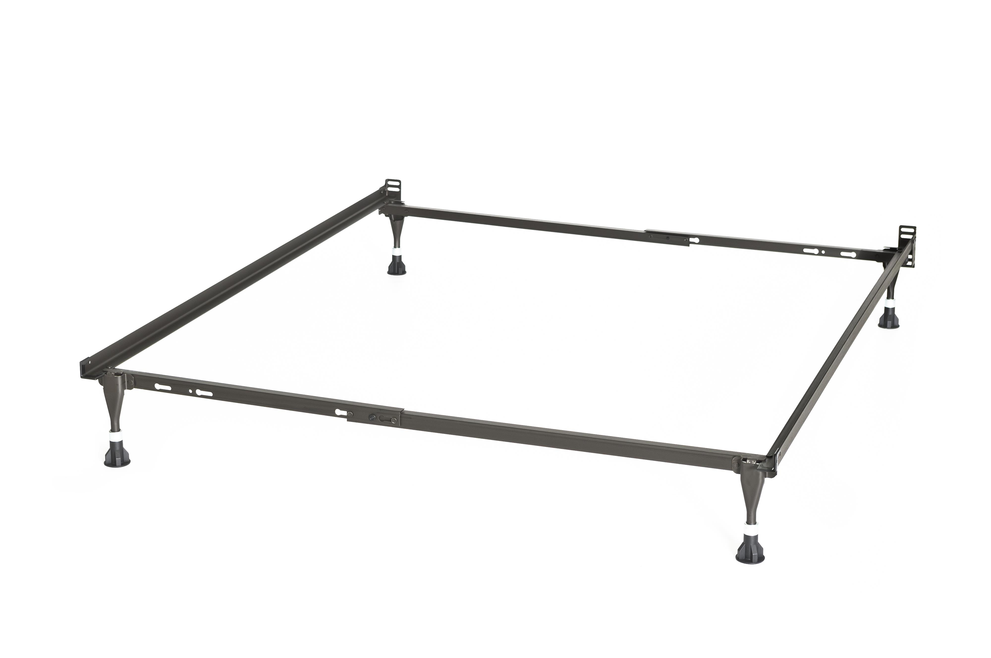 Glideaway Eco Glide Frames 4 Leg Twin / Full Eco Bed Frame with ...