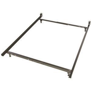 Glideaway Low Profile Bed Frames 4 Leg Twin / Full Low Profile Bed Frame