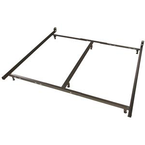 Glideaway Low Profile Bed Frames 6 Leg Low Profile Queen/King/Cal King Frame