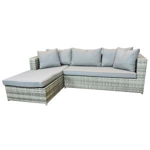 Belfort Essentials Outdoor Palmetto Outdoor Sofa Chaise