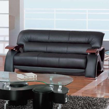 Global Furniture 2033 Contemporary Sofa - Item Number: 2033-BL-S