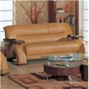 Global Furniture 2033 Contemporary Sofa - Item Number: 2033-BR-S