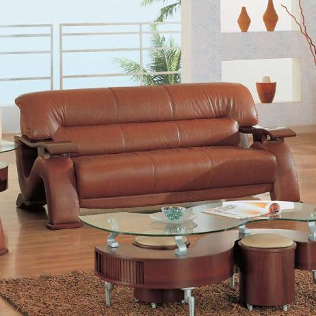 2033 Contemporary Sofa by Global Furniture at Rooms for Less