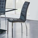 Global Furniture 716 Dining Chair - Item Number: D716DC -M