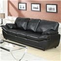 Global Furniture 8910 Sofa - Item Number: 8910KD-A30