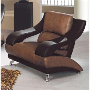 Global Furniture 928 Contemporary Chair