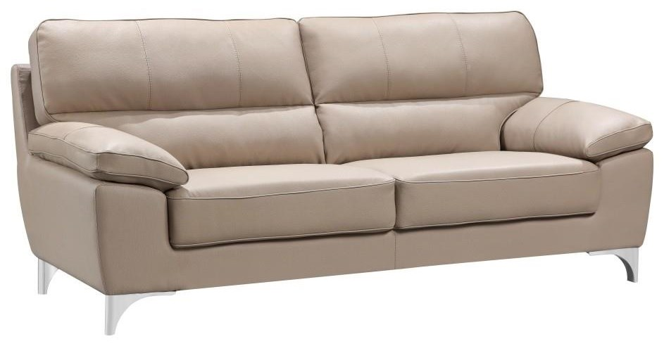Global Furniture 9436 Beige Sofa - Item Number: 9436