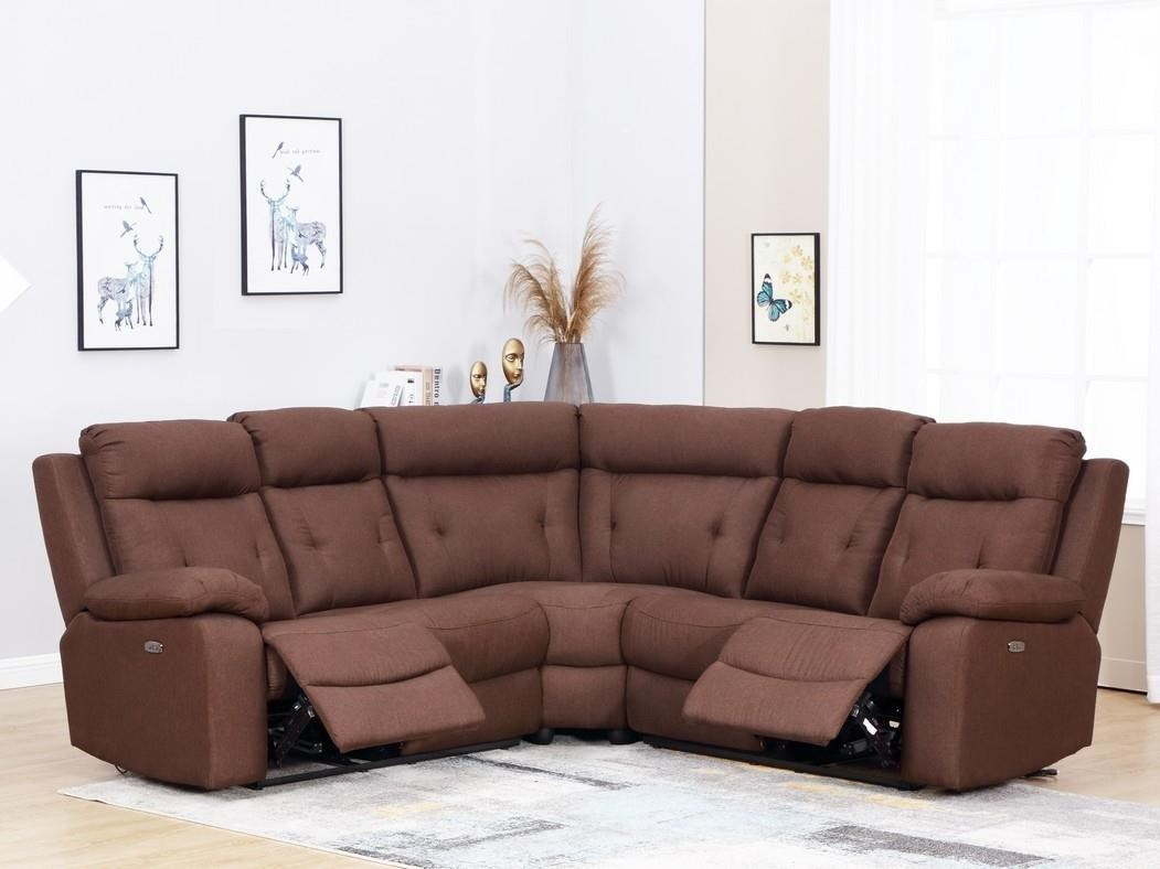 Global Furniture 9443 Power Reclining Sofa - Item Number: 9443